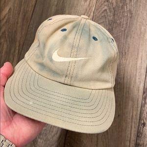 VTG Bleached Nike Hat